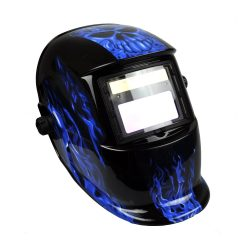 Instapark ADF Series GX-500S Solar Powered Auto Darkening Welding Helmet